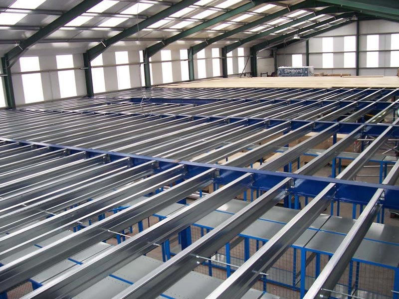 Mezzanine Floors And Pallet Racking Suppliers And