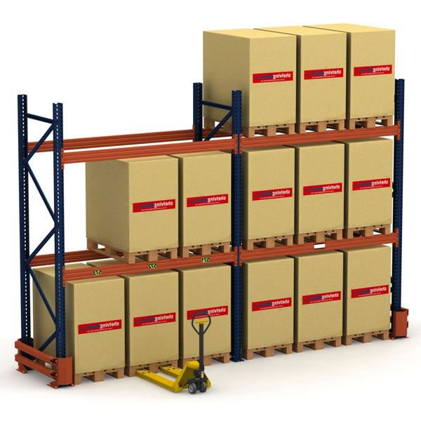 Pallet Racking Suppliers and Installers in Wales